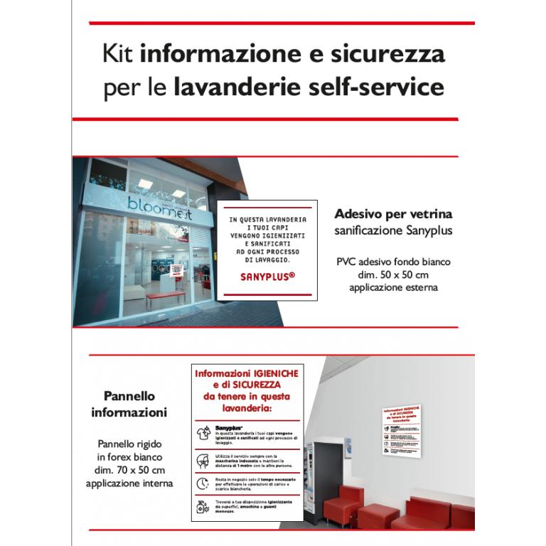 Kit informativo (Covid-19)