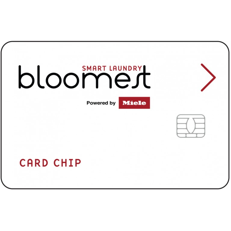 Card Chip BLOOMEST